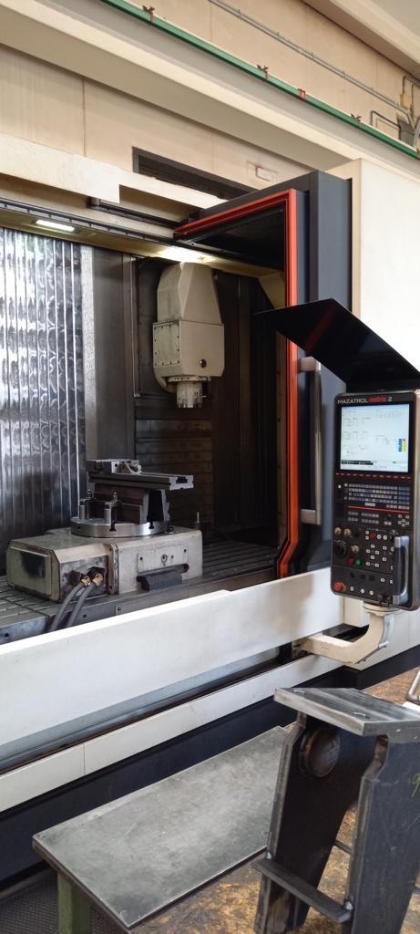 Обрабатывающий центр - универсальный MAZAK VTC-800/30SR фото на Industry-Pilot