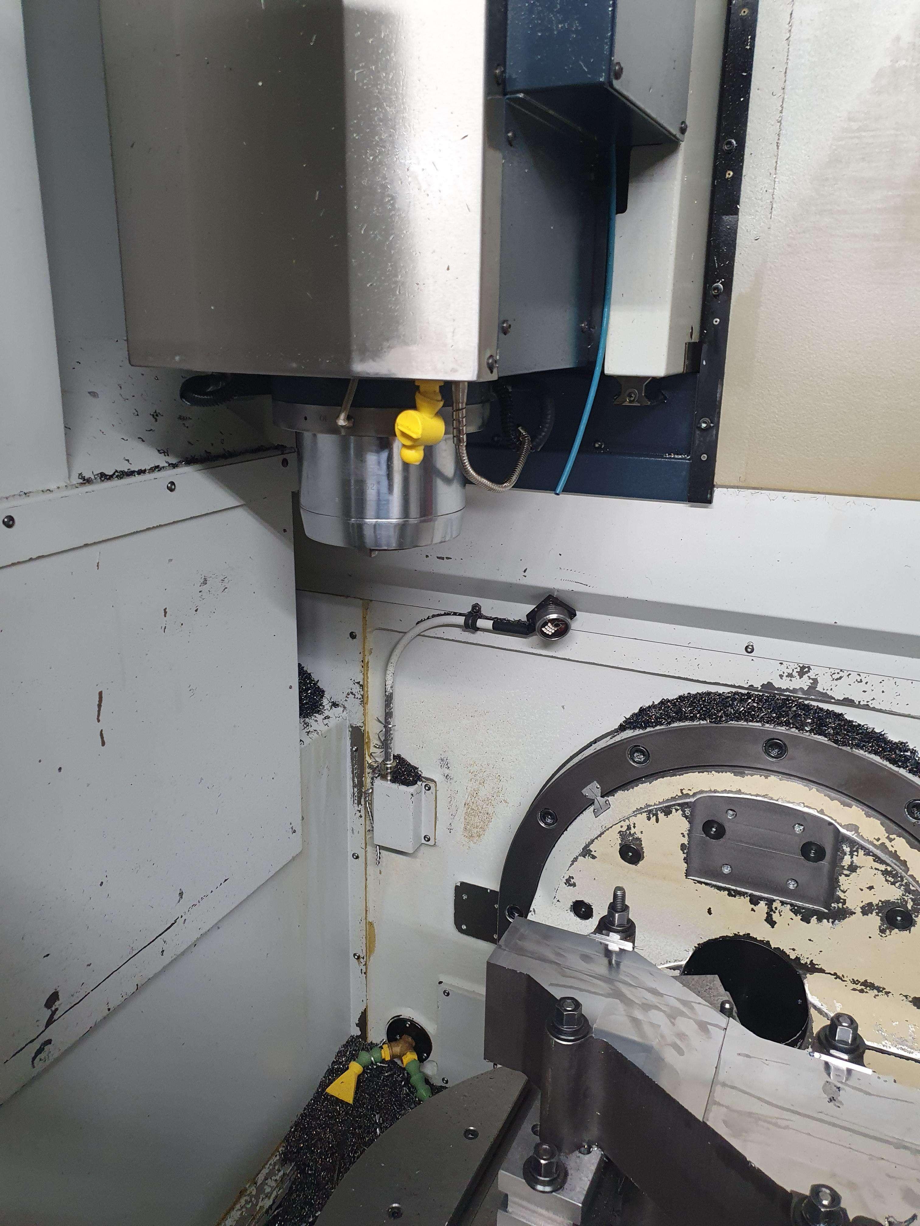 Обрабатывающий центр - универсальный Spinner U5-620 фото на Industry-Pilot
