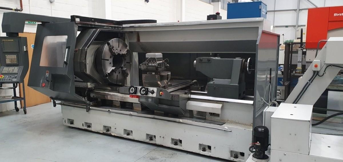 Токарный станок с ЧПУ GEMINIS GHT-5 G2 - 2000 фото на Industry-Pilot