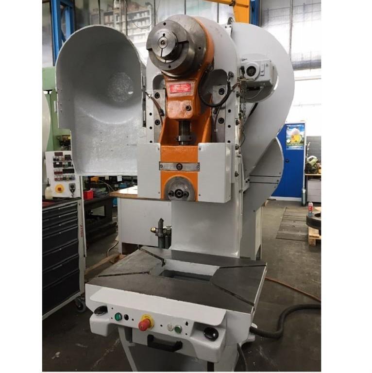 Эксцентриковый пресс - одностоечный HENSEL EBU H 63 FR фото на Industry-Pilot
