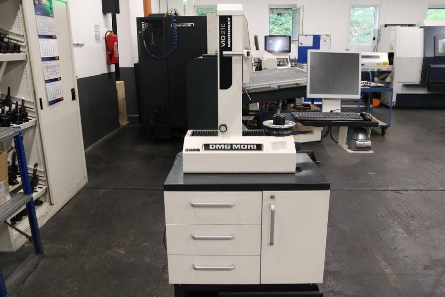 Устройство для предварительной настройки и измерения инструмента DMG Microset VIO 210 MicroVision III фото на Industry-Pilot