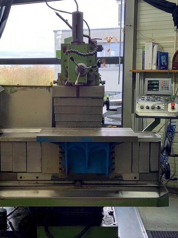 Обрабатывающий центр - универсальный INTOS FNGJ 40 фото на Industry-Pilot