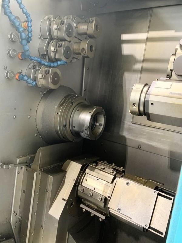 Токарно фрезерный станок с ЧПУ INDEX ABC 60 (*1158) фото на Industry-Pilot