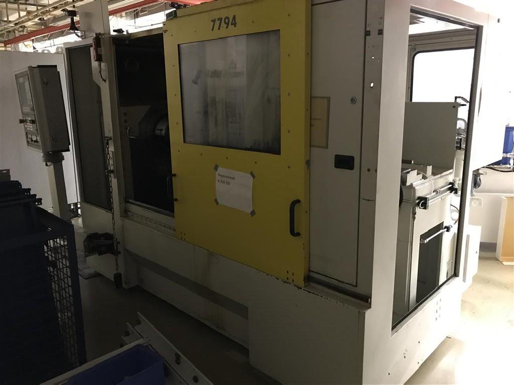 Прецизионный токарный станок Hegenscheidt 7794-1NC фото на Industry-Pilot