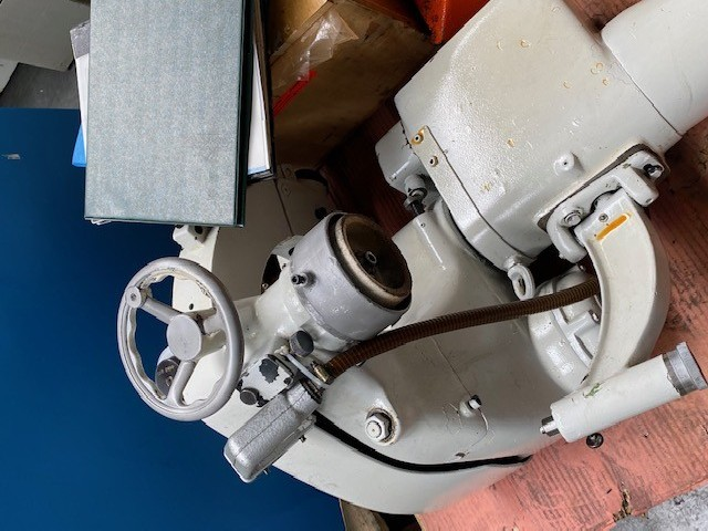 Внутри- торцешлифовальный станок VOUMARD 5A LP 1500 фото на Industry-Pilot
