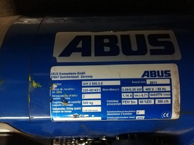 Сварочный робот ABUS GM 2 500.3-2 фото на Industry-Pilot