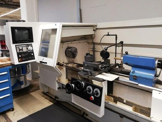 Токарный станок - контрол. цикл BOEHRINGER DUS 560/1000 фото на Industry-Pilot