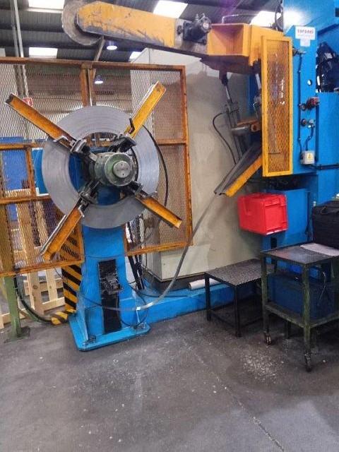 Пресс для чистовой вырубки FEINTOOL GKP F 160 фото на Industry-Pilot