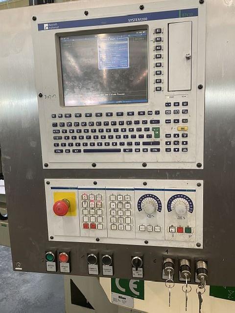 Карусельно-токарный станок одностоечный с ЧПУ HESSAPP DVH 160 фото на Industry-Pilot