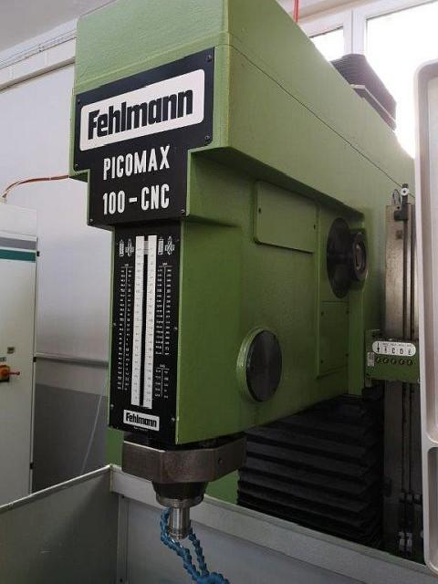 Фрезерно-расточный станок FEHLMANN PICOMAX 100 XL фото на Industry-Pilot