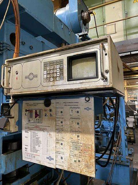 Двухдисковый шлифовальный станок - вертик. DISKUS DDS 750 IV CRVA CNC фото на Industry-Pilot