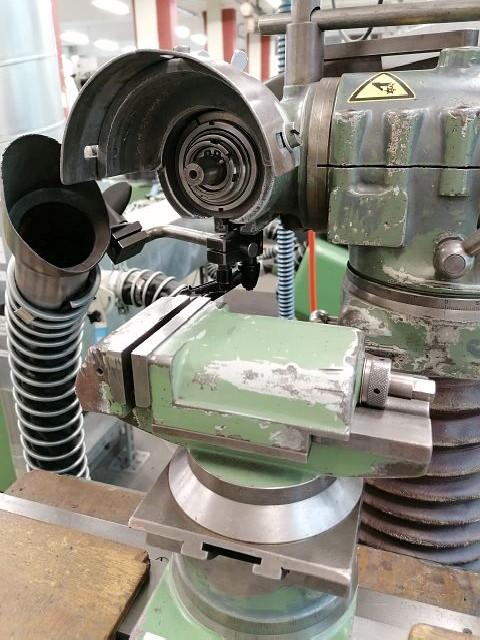 Плоско шлифовальный станок - гориз. JUNGNER фото на Industry-Pilot
