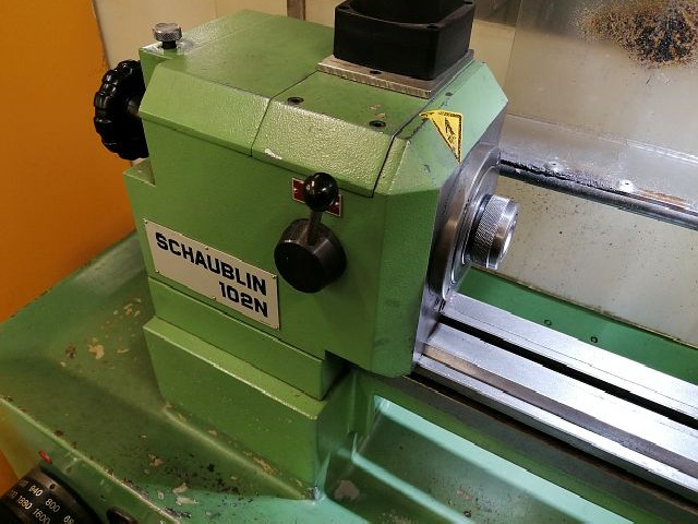 Токарно-винторезный станок SCHAUBLIN 102 N фото на Industry-Pilot