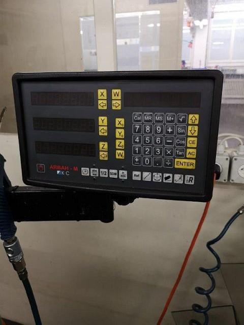 Фрезерный станок вертикальный ACIERA F4 фото на Industry-Pilot