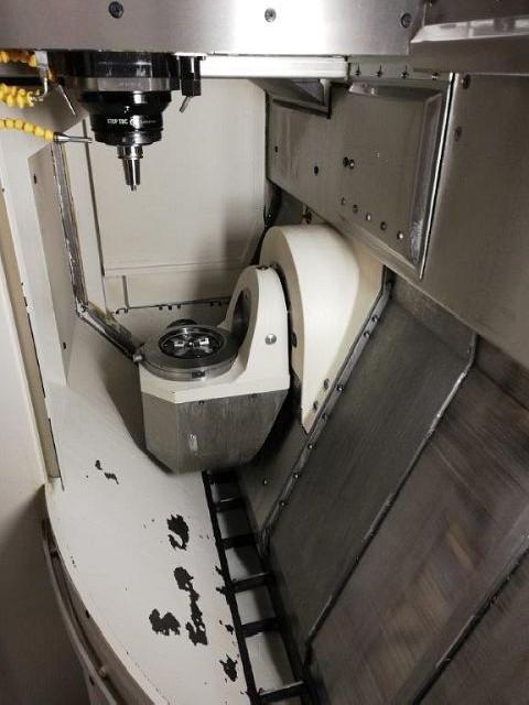 Обрабатывающий центр - горизонтальный MIKRON XSM 400 U фото на Industry-Pilot