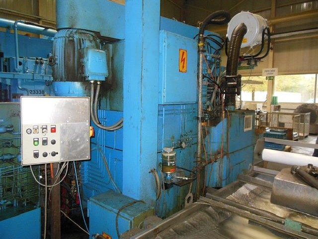 Двухдисковый шлифовальный станок - вертик. DISKUS DDS 750 RVA фото на Industry-Pilot
