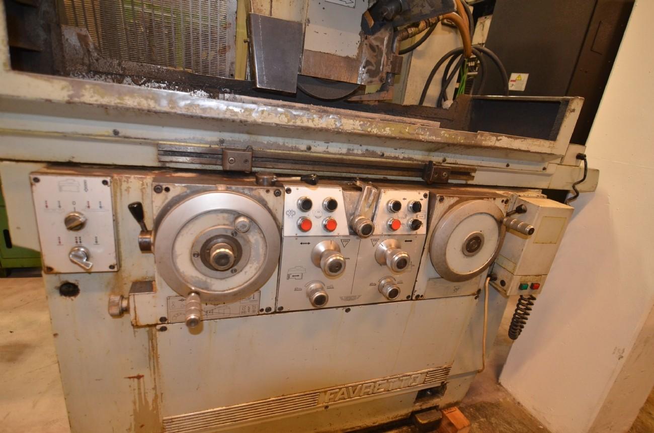 Плоскошлифовальный станок FAVRETTO TA 60 фото на Industry-Pilot