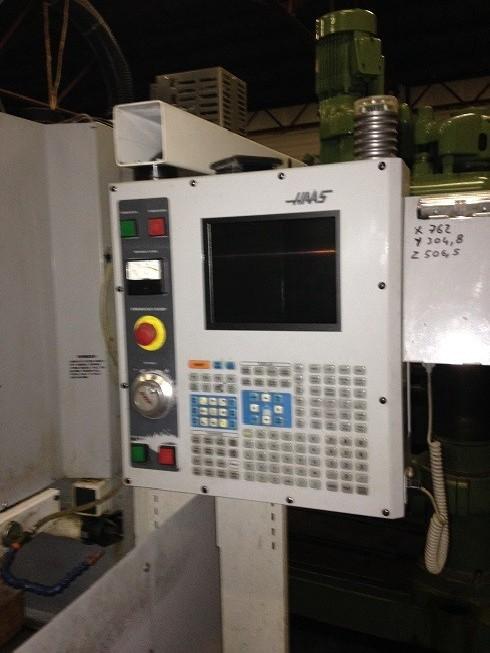 Инструментальный фрезерный станок - универс. HAAS TM 1P фото на Industry-Pilot