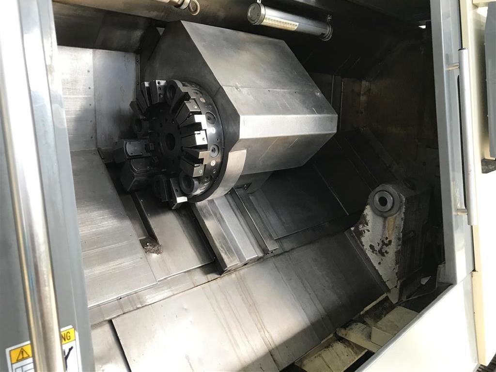 Токарно фрезерный станок с ЧПУ DMTG DL 25-MH x 1500 mm фото на Industry-Pilot
