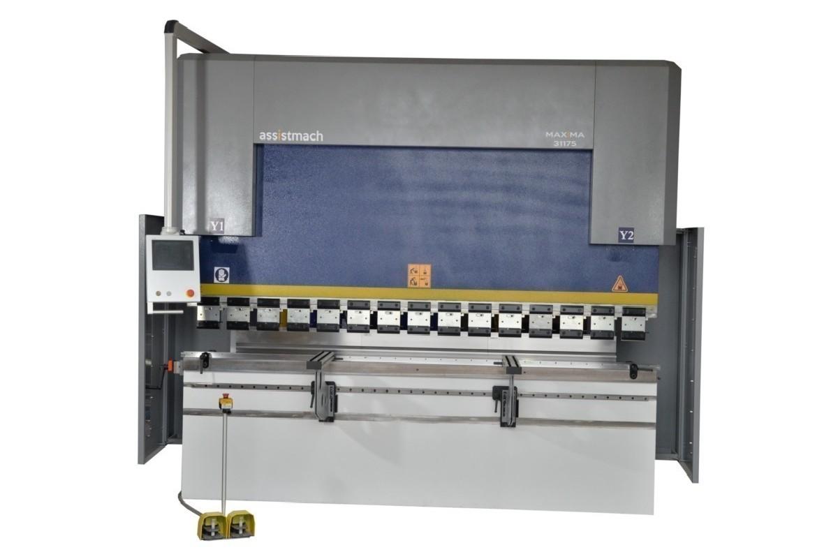 Листогибочный пресс - гидравлический Assistmach Maxima 41175 фото на Industry-Pilot