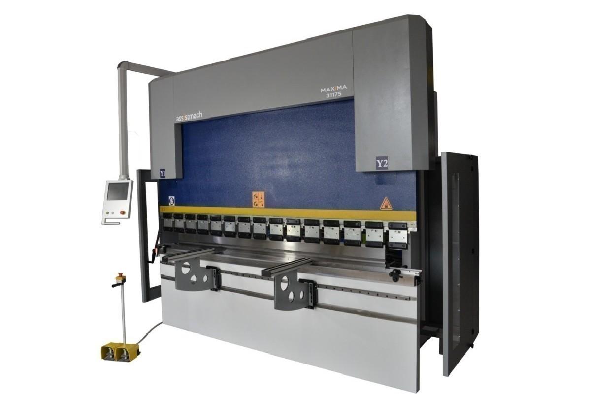 Листогибочный пресс - гидравлический Assistmach Maxima 61400 фото на Industry-Pilot