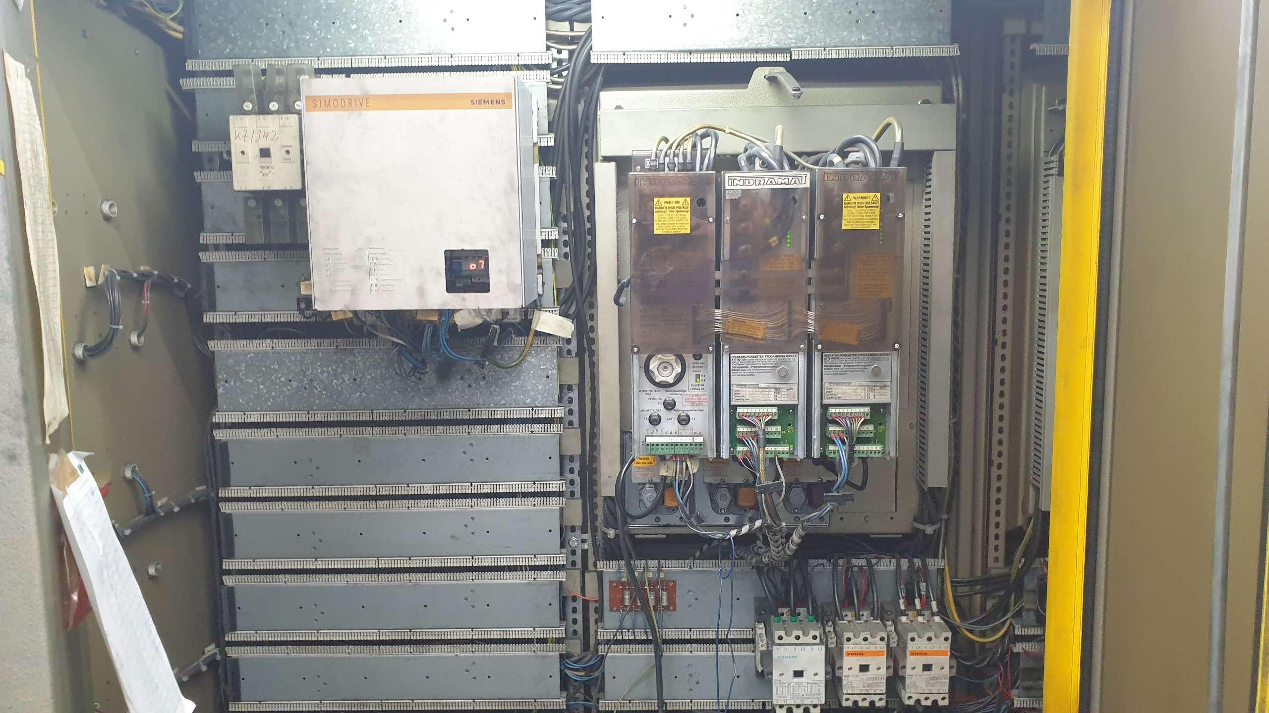Портальный фрезерный станок Droop & Rein Portalfräsmaschine Langfräsmaschine FPV1600 mit Sinumerik 850M фото на Industry-Pilot