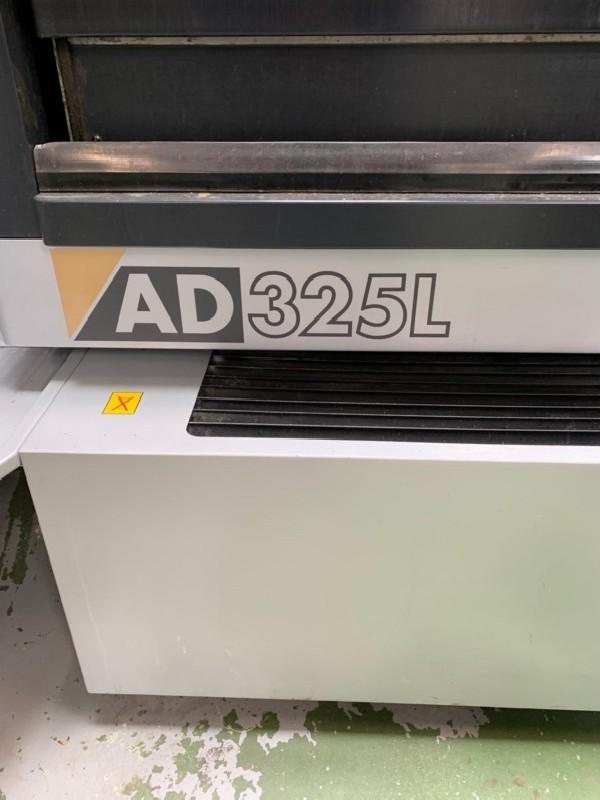 Проволочно-вырезной станок SODICK AD 325 L фото на Industry-Pilot