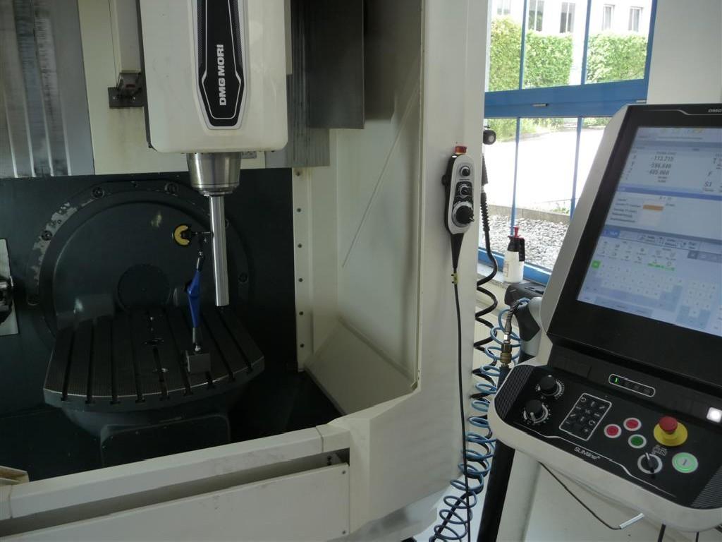 Обрабатывающий центр - универсальный DECKEL CMX 70 U фото на Industry-Pilot