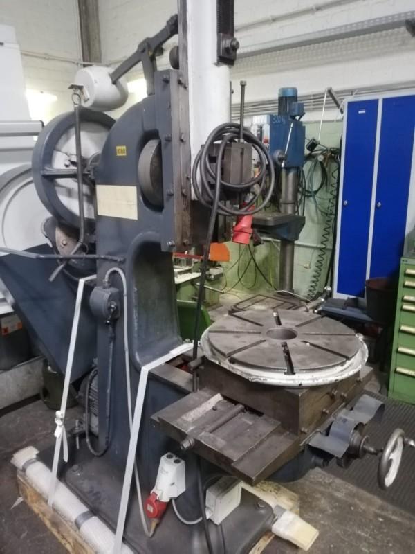 Шпоночно-долбёжный станок UNBEKANNT Nuten-Stossmaschine фото на Industry-Pilot