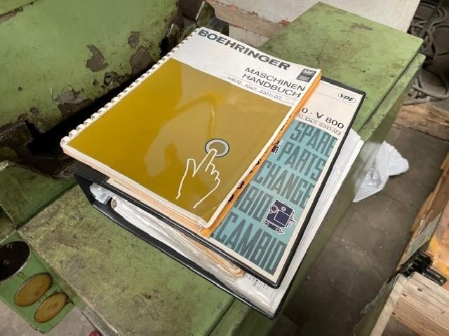 Токарно-винторезный станок BOEHRINGER M670 фото на Industry-Pilot