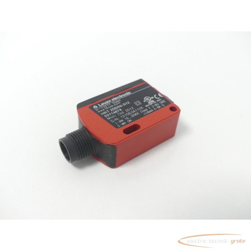 Измерительный щуп Leuze HRT 25B/66-S12 Taster Hintergrundausblendung фото на Industry-Pilot