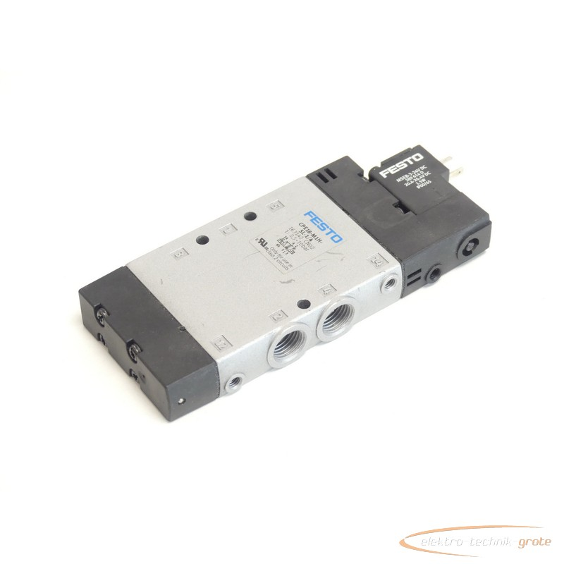 Magnetic valve Festo CPE18-M1H-5L-1/4 Magnetventil 163142 photo on Industry-Pilot