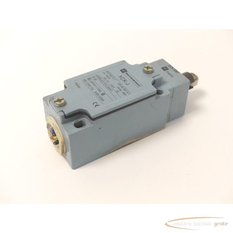 Position switch Telemecanique XCK-J Positionsschalter ZCK-E67 photo on Industry-Pilot