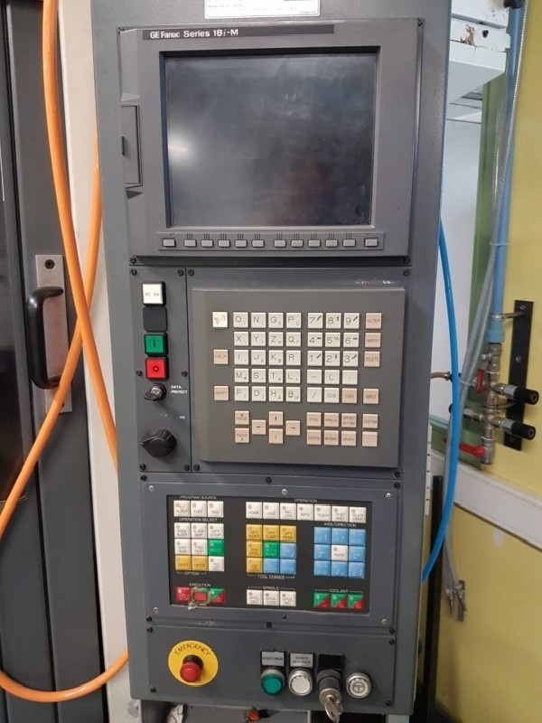 Обрабатывающий центр - вертикальный CHIRON FZ 08 S фото на Industry-Pilot