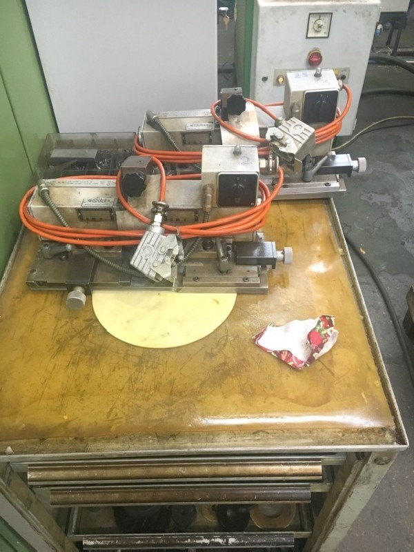 Зубошлифовальный станок торцовочный REISHAUER RZ 300 E фото на Industry-Pilot