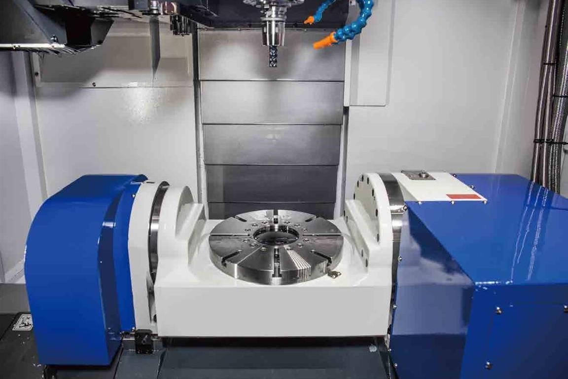 Обрабатывающий центр - универсальный KRAFT CT 350 5x фото на Industry-Pilot