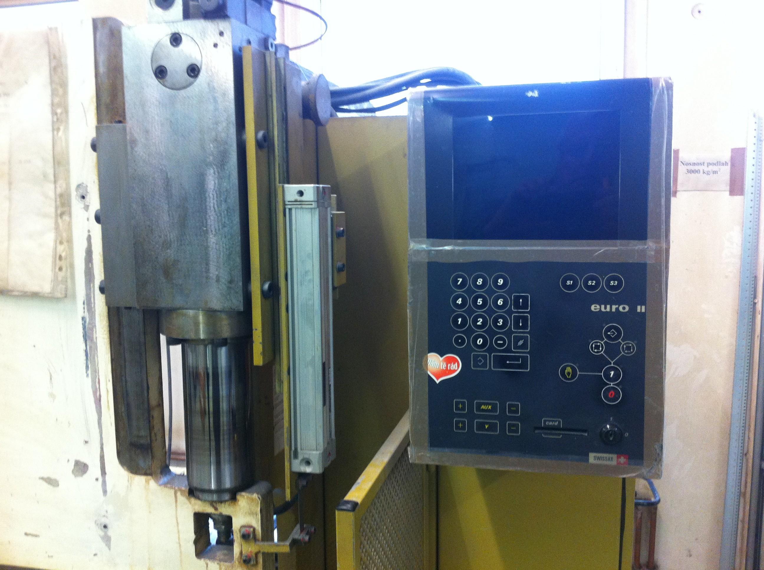Листогибочный пресс - гидравлический BEYELER MZ 30 / 1550 фото на Industry-Pilot