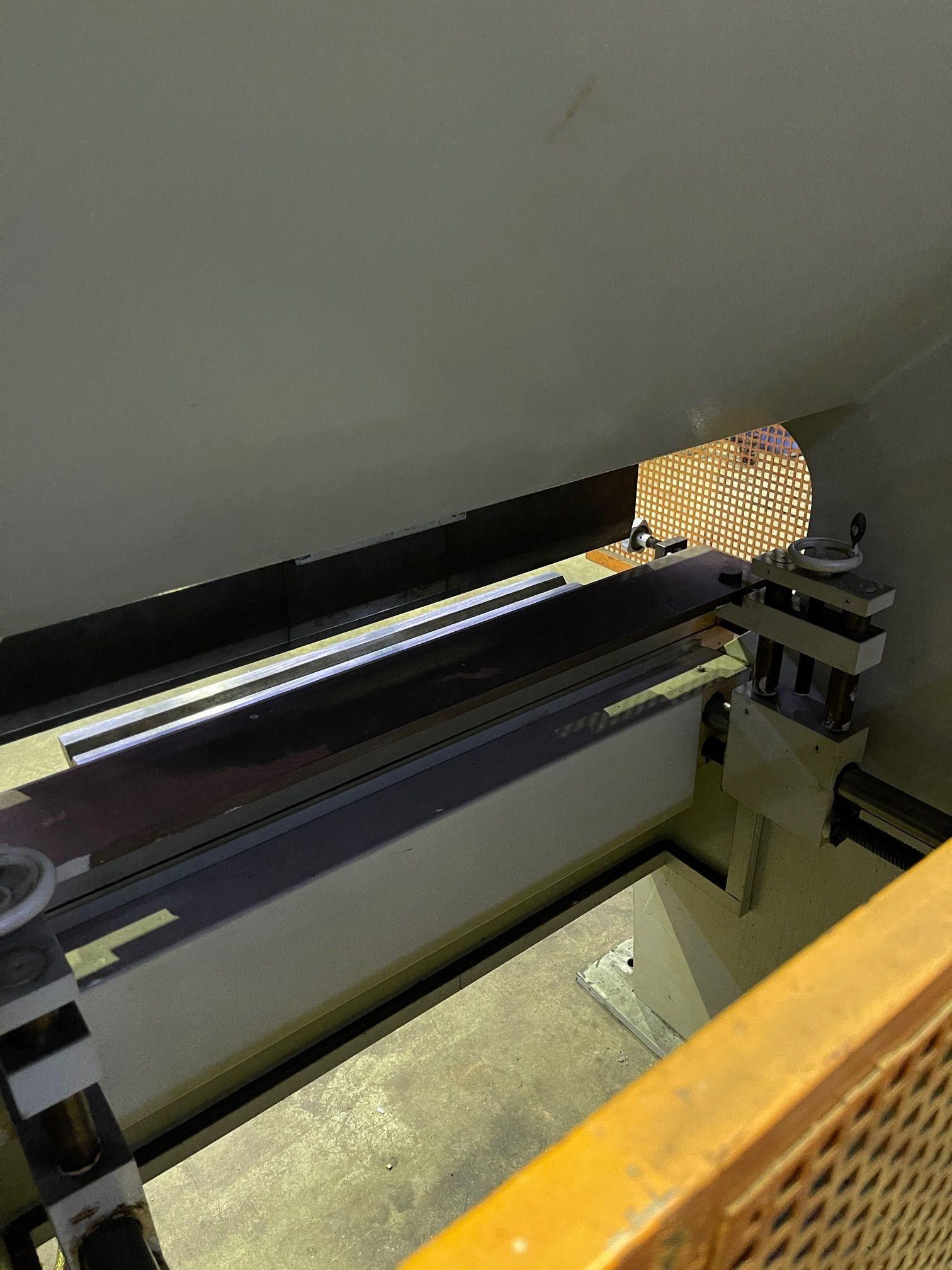 Листогибочный пресс - гидравлический WEINBRENNER  S 30 фото на Industry-Pilot