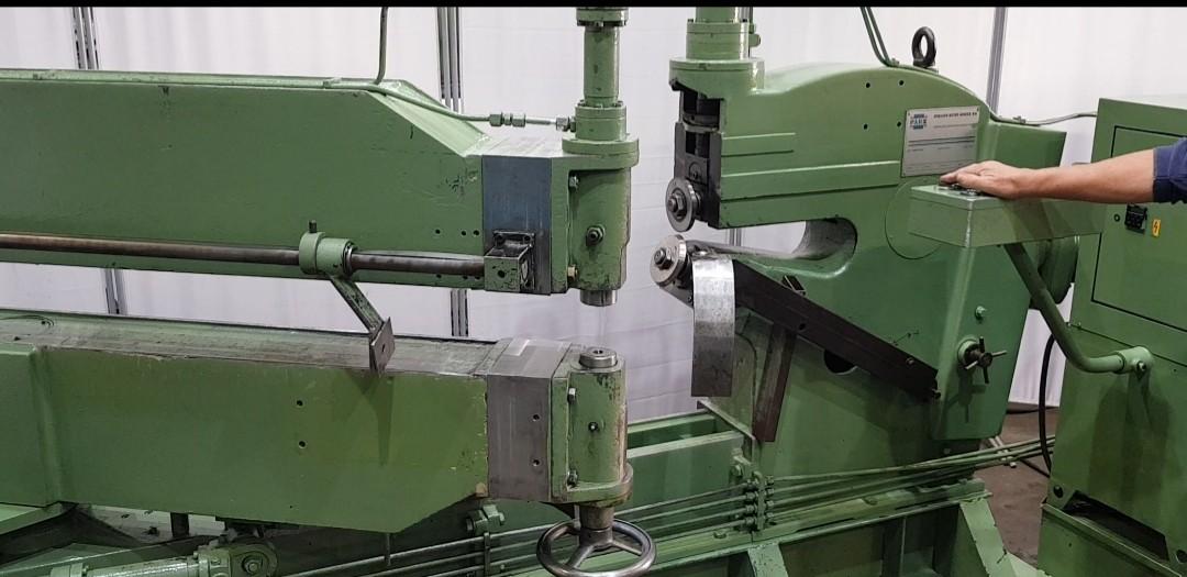 Гильотина механическая PARX/KUNZ KSM/2/sch фото на Industry-Pilot
