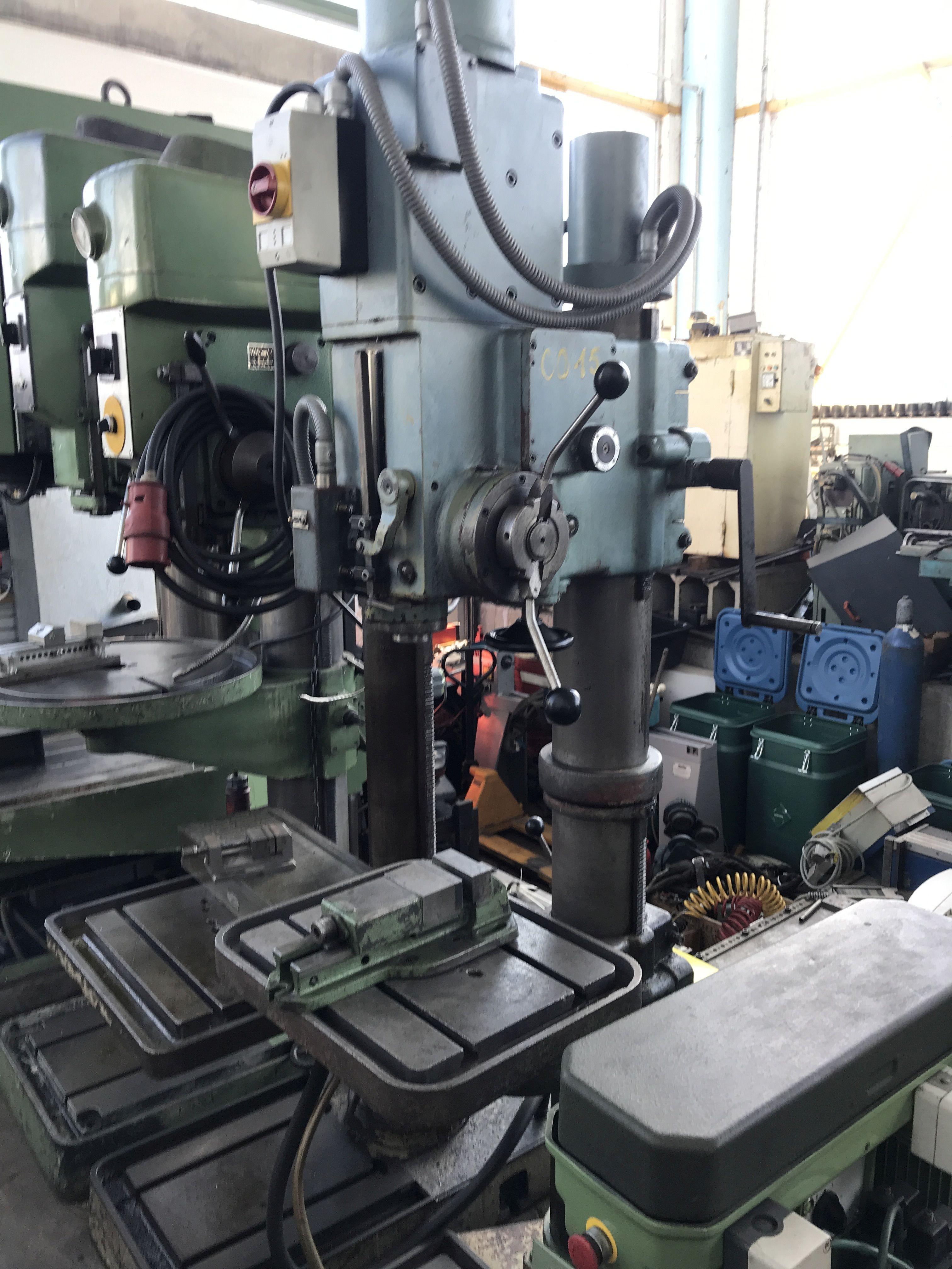Сверлильный станок со стойками ARBOGA GM 3512 фото на Industry-Pilot