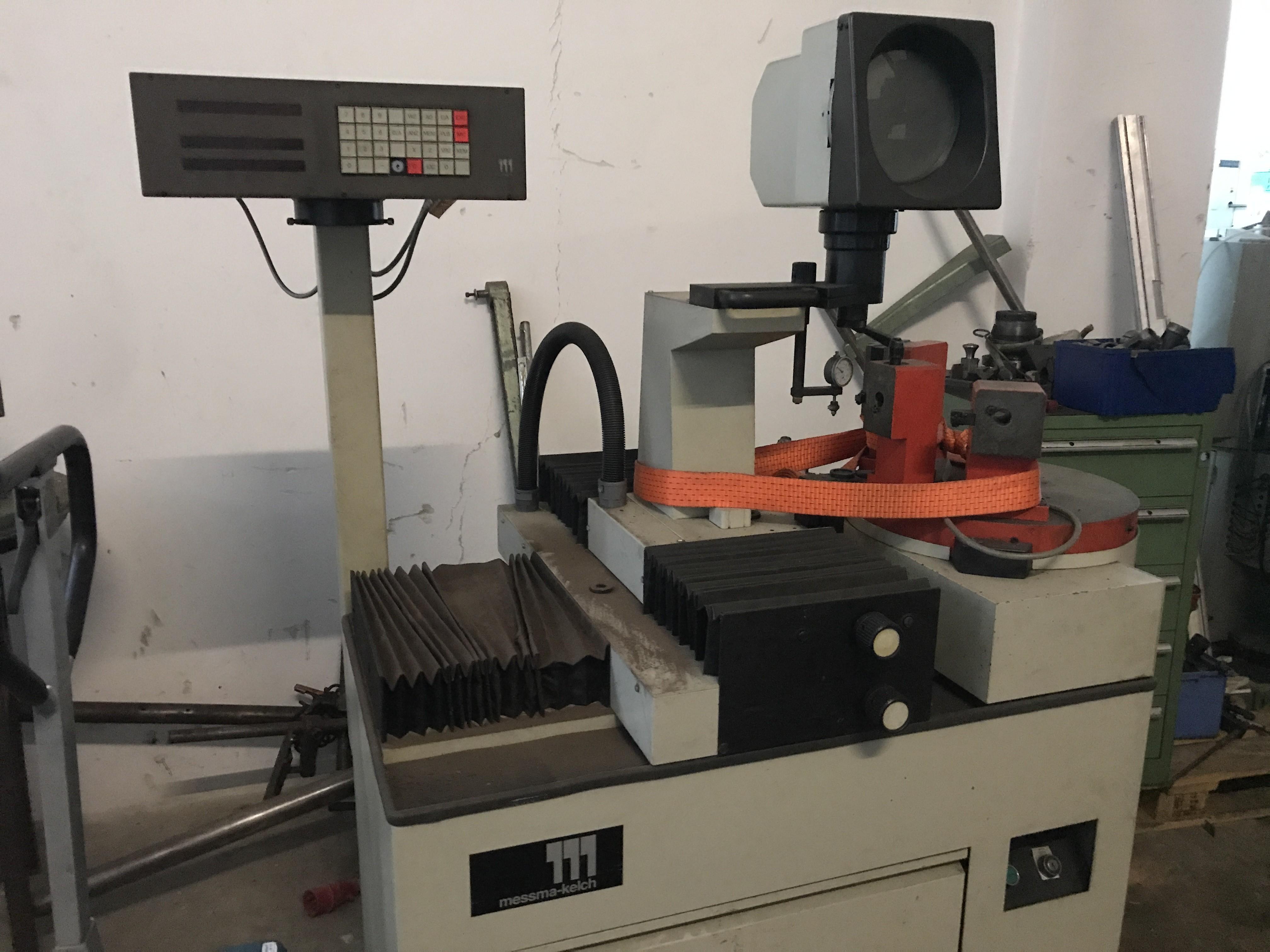 Устройство для предварительной настройки и измерения инструмента MESSMA KELCH ROBOT Trabant 273 EA 6 фото на Industry-Pilot