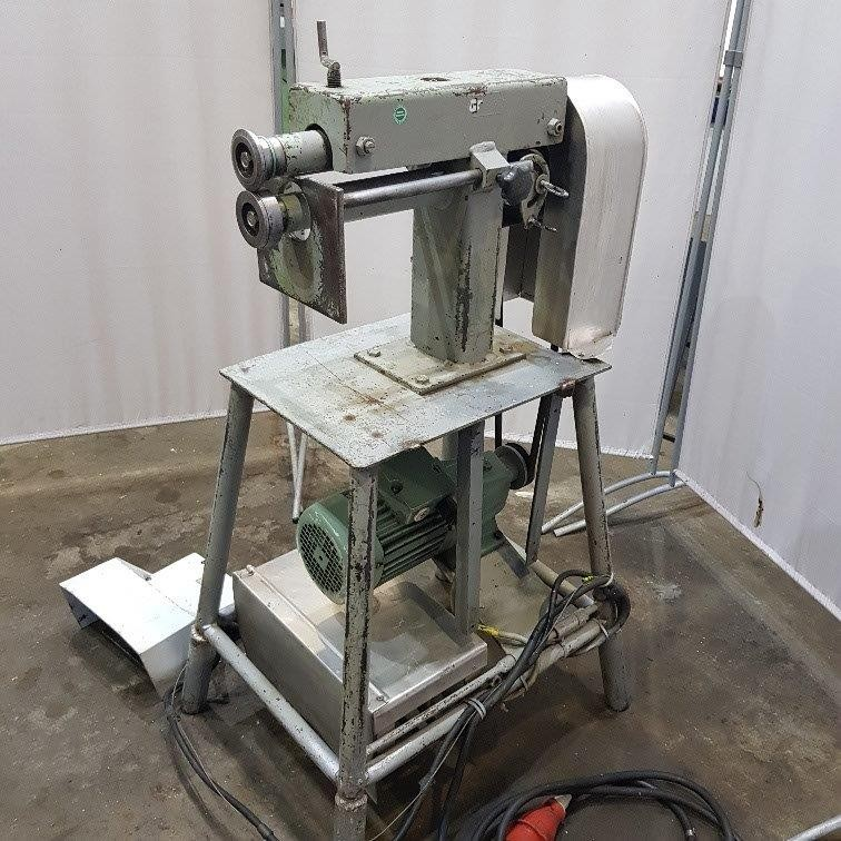 Кромкогибочная машина, зиг-машина GEKA фото на Industry-Pilot