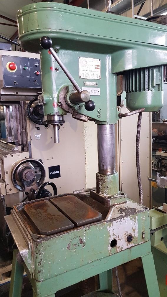 Настольный сверлильный станок ROMANIA G 13 фото на Industry-Pilot