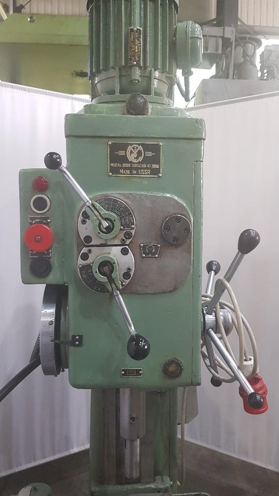 Сверлильный станок со стойками STANKO 2 H 118 фото на Industry-Pilot
