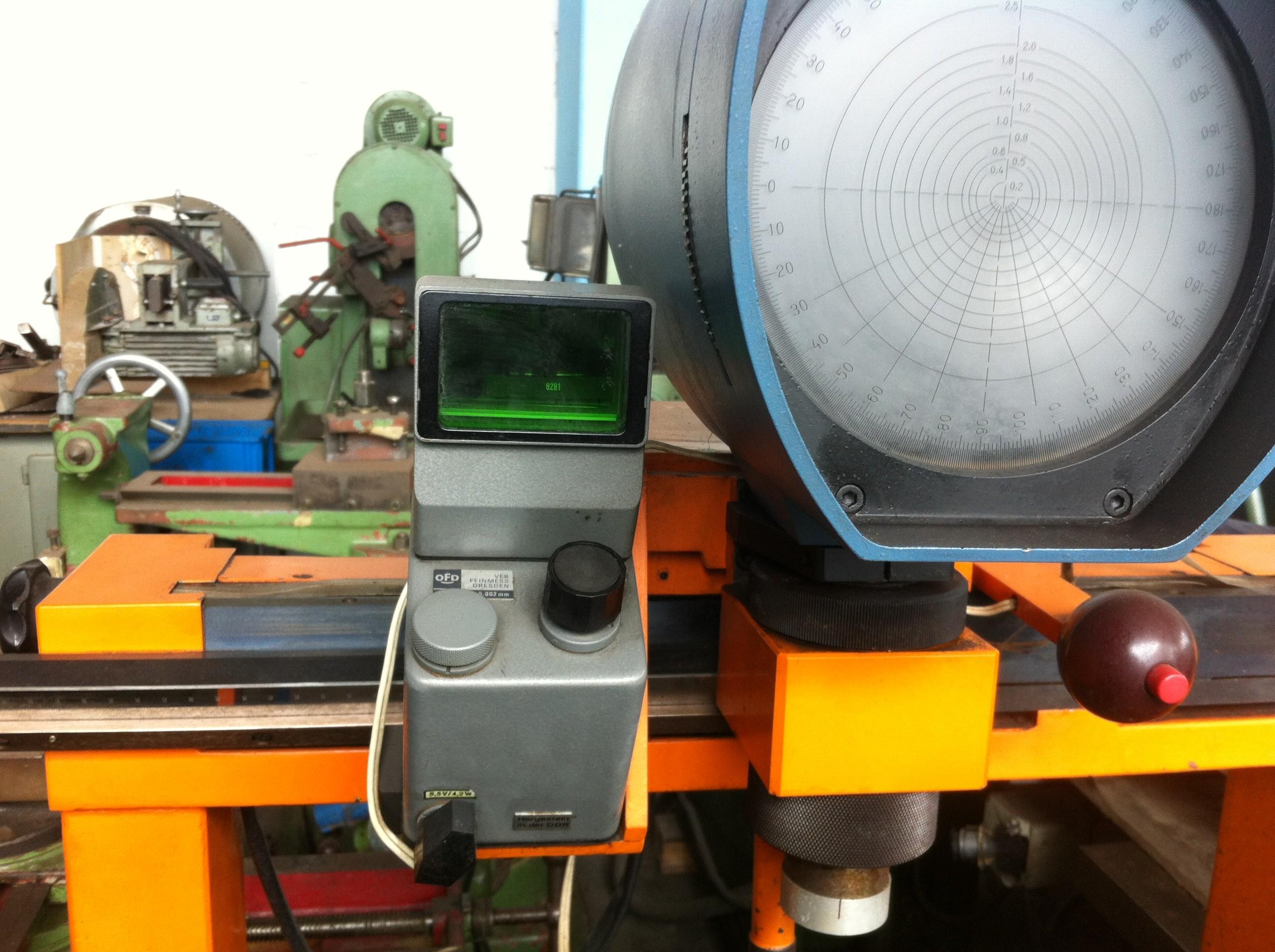 Устройство для предварительной настройки и измерения инструмента SOMET SPS 200 U фото на Industry-Pilot