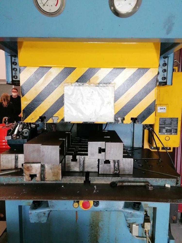 Гидравлический пресс HYDRAP HPSB 100 фото на Industry-Pilot