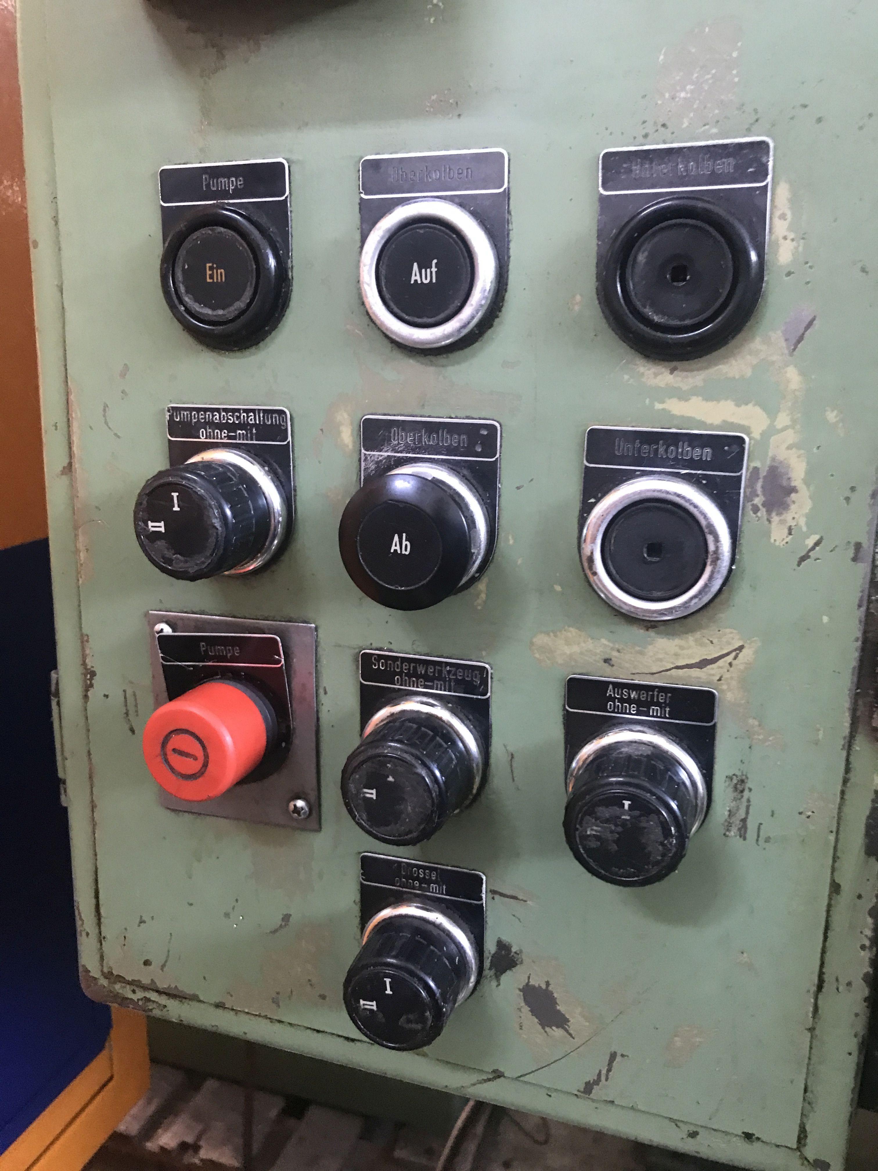 Гидравлический пресс Unbekannt фото на Industry-Pilot
