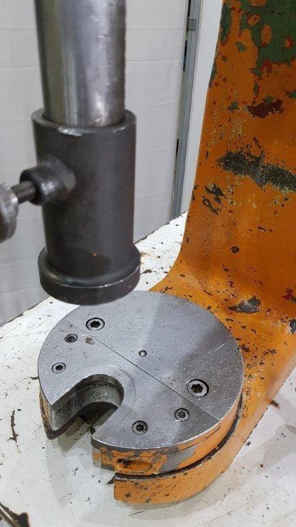 Шпиндельный пресс WMW фото на Industry-Pilot
