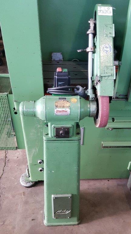 Двухдисковый шлифовальный станок - вертик. GREIF D 17-K-2 фото на Industry-Pilot
