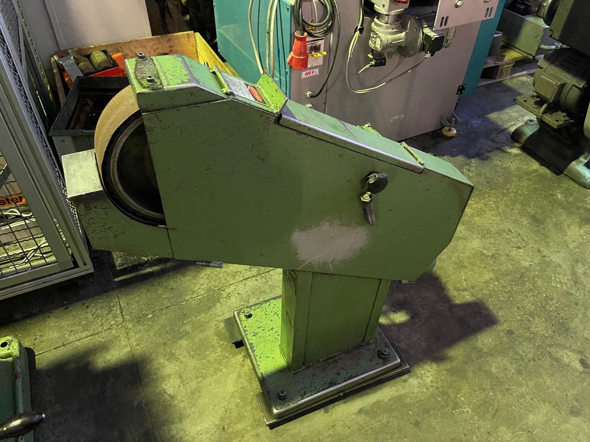 Ленточно-шлифовальный станок GRIT GS 75 фото на Industry-Pilot